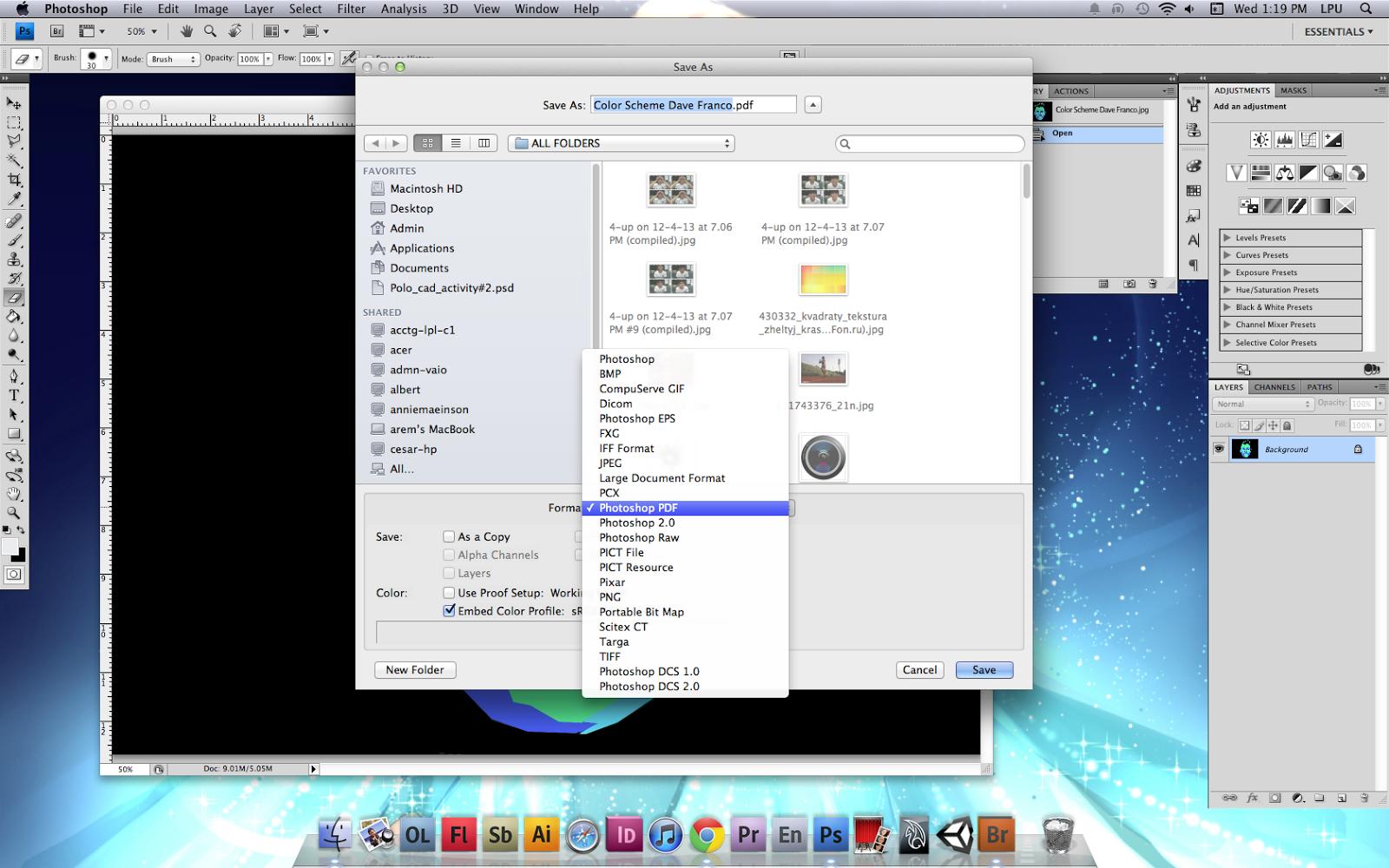 Объединение или слияние файлов в один файл PDF в Adobe Acrobat DC 91