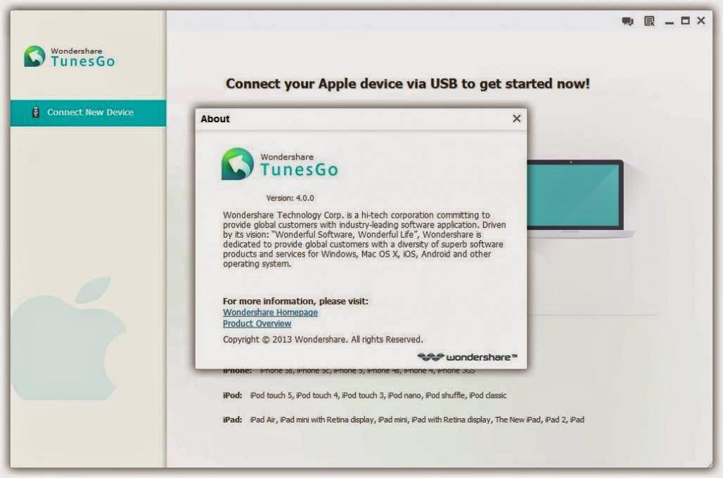 wondershare tunesgo 6.0.5