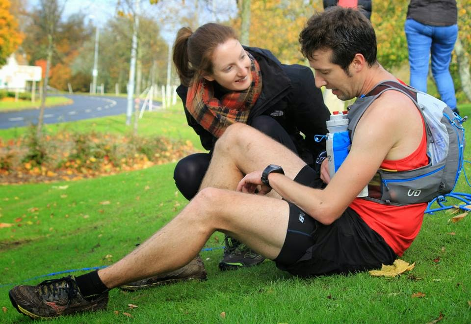 Race Support: How to be an Ultra WAG