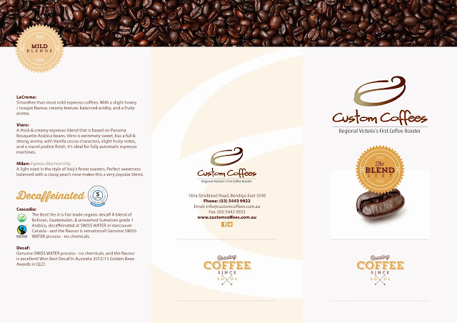 Grata Espresso New blend list page 1