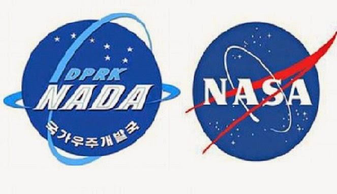 Korut Luncurkan Logo Badan Ruang Angkasa Mirip NASA
