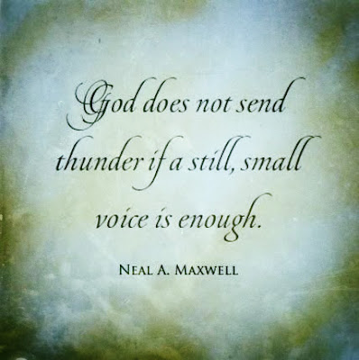 A Still Small Voice of Reason and Kindness Alzheimer's Resding Room