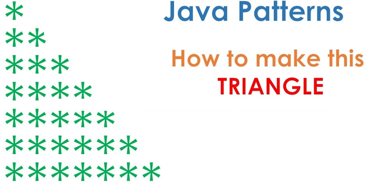 Drawing Lines Using Javascript : How to print pyramid pattern in java program example
