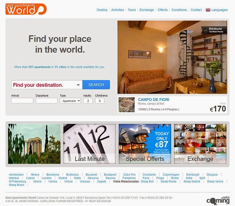 сайт по поиску апартаментов