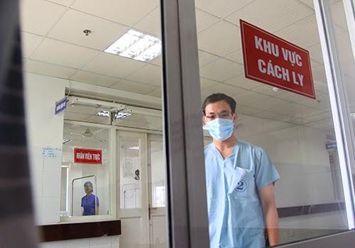 Bênh nhân ở Đà Nẵng đã âm tính với Virus Ebola