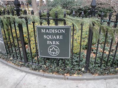 NY - Madison Square Park