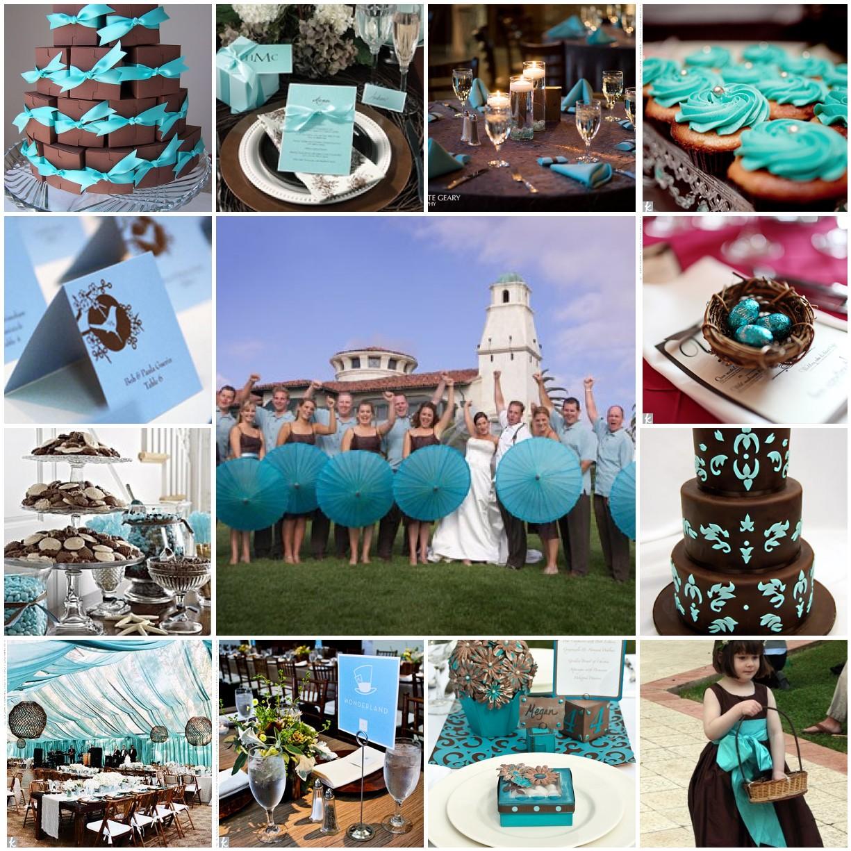 decoracao branco gelo:Noivando e Casando: Decoração Azul Turquesa
