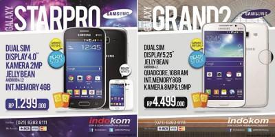 Ini Jajaran Smartphone Samsung Terbaru di Pasar