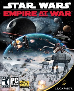 Star Wars: Empire at War PC Box