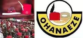 Ohanaeze presents catalogue of woes