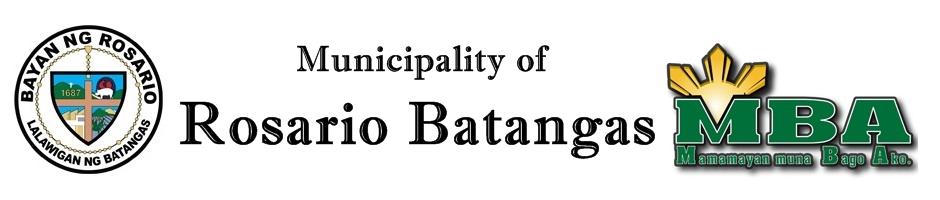 Municipality of Rosario Batangas