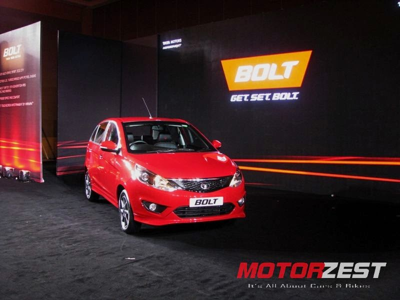 Tata Bolt Launched In India 2015