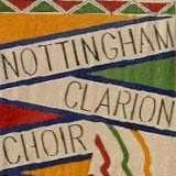 week for peace image - logo of Nottingham Clarion Choir