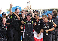 England T20 World Cup 2010 Photo