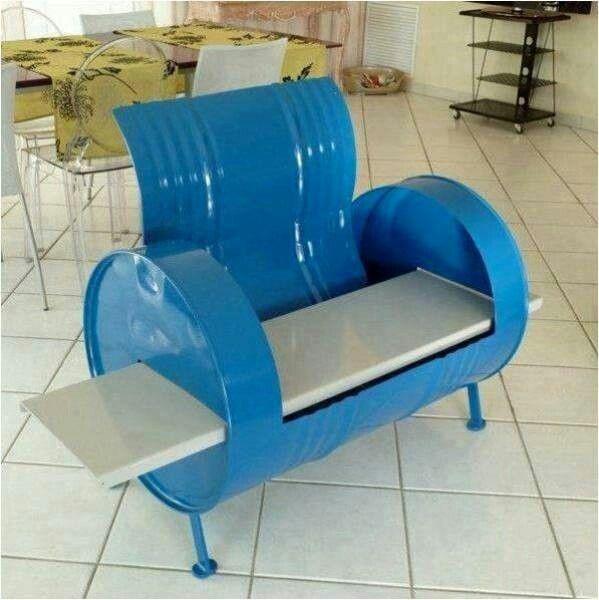 Reciclar reutilizar y reducir 15 espl ndidas formas de - Aceite para muebles ...
