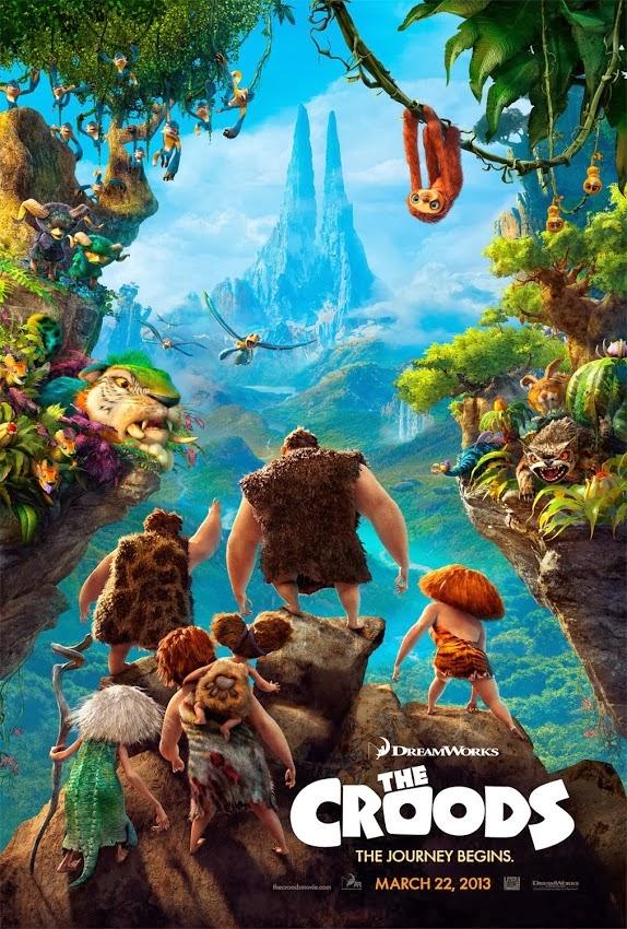 ตัวอย่างหนังใหม่ : The Croods ซับไทย (เดอะครู้ดส์) poster