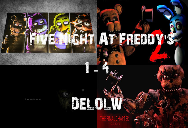 five nights at freddy download