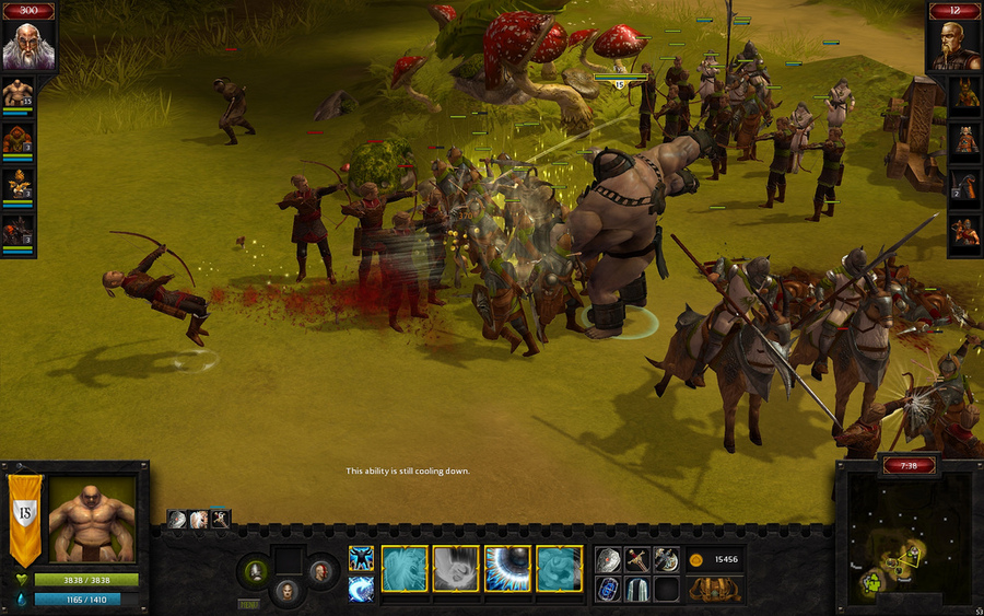 Sins of a Dark Age screenshot