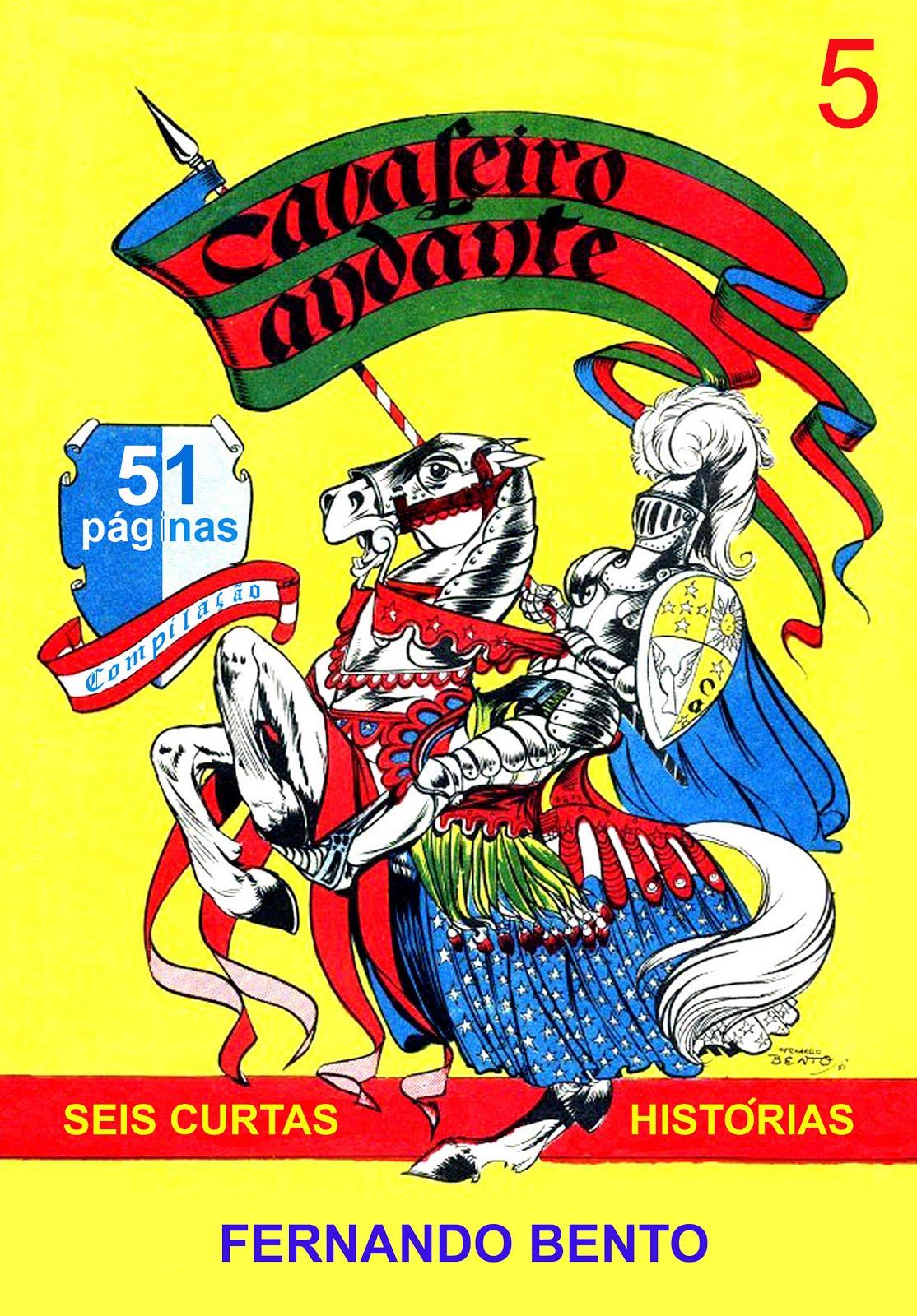 Compilações de ASantos - Cavaleiro Andante
