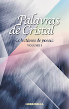 "Co-Autora na Antologia de Poesia ""Palavras de Cristal"" - Ed. Modocromia"