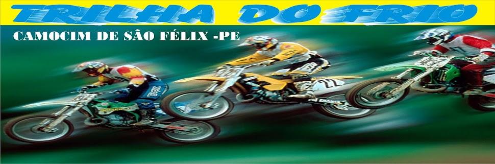 TRILHA DO FRIO-100% Camocim de São Félix - Pernambuco