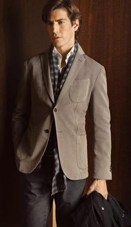 Massimo Duttti hombre invierno 2012