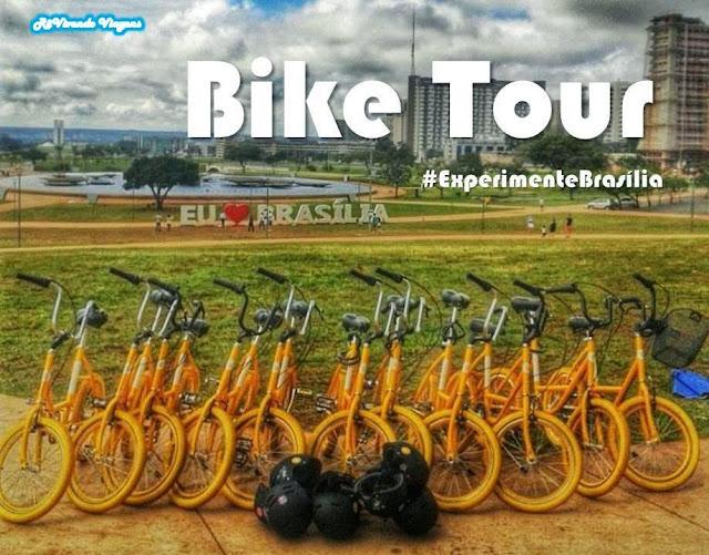 Bike tour Experimente Brasília