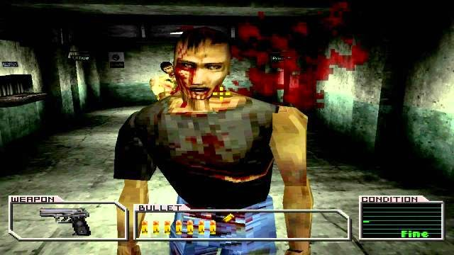 Resident Evil Survivor Free Download PC Games