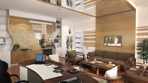 Office interior design, Elegant interior design for office