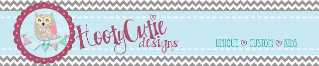 HootyCutie Designs Logo