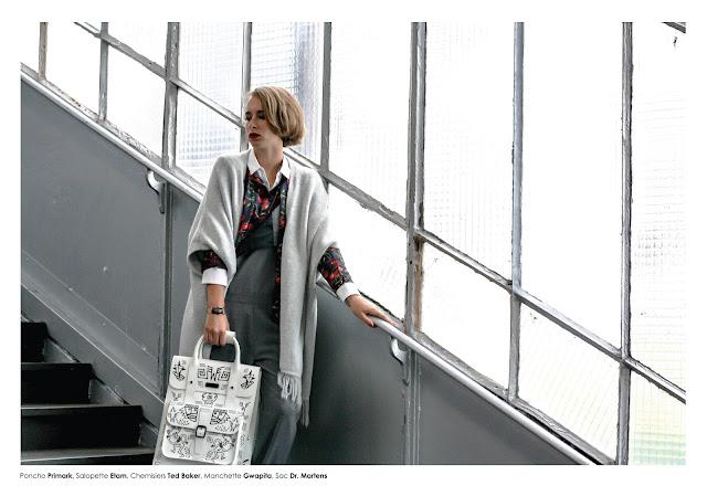 No Face No Name blog mode fashion féminin femme paris