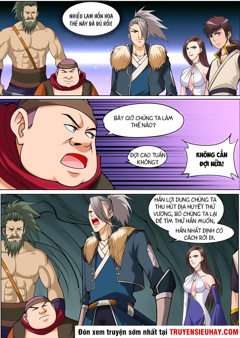 Đại Kiếm Thần Chapter 43 - Hamtruyen.vn