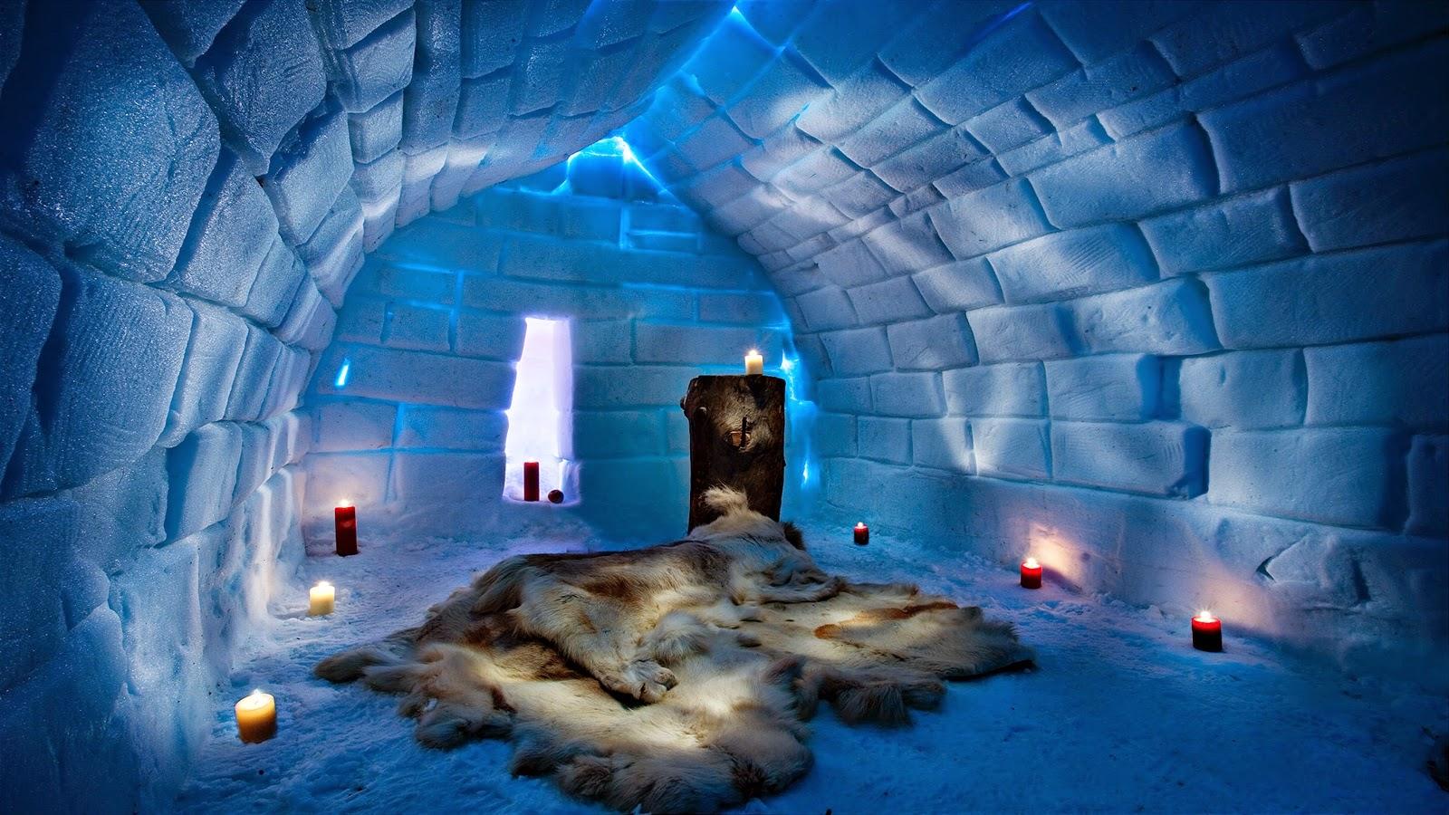 Finland Glass Igloo Resort