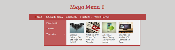 Slash - Tech/Magazine Blogger Template - 1