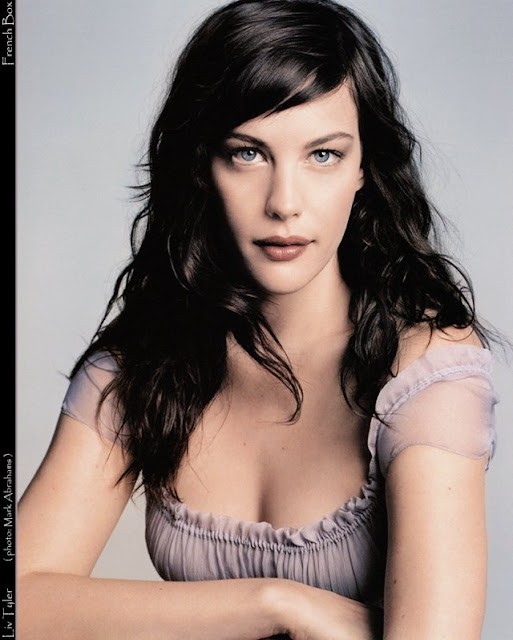 Liv Tyler Height, Weight And Body Measurements