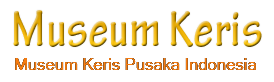 Museum Keris
