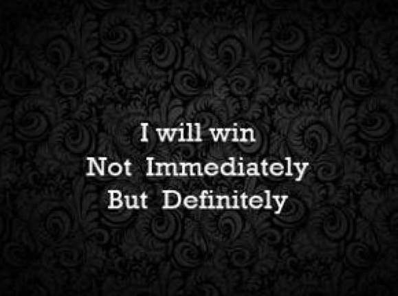 i will succeed not immediately but definitely - photo #3