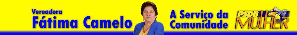 Vereadora Fatima Camelo