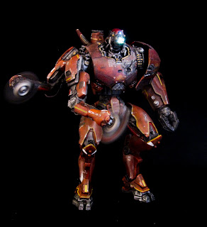pacific rim crimson typhoon toy  Pacific Rim Crimson Typhoon