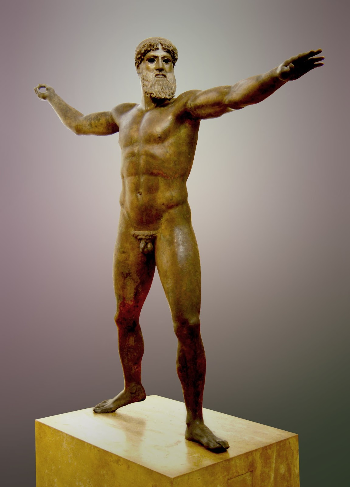 klassisk skulptur
