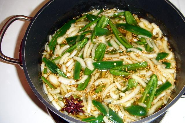Sweet Vinegar: Jalapeno Bread & Butter Pickles
