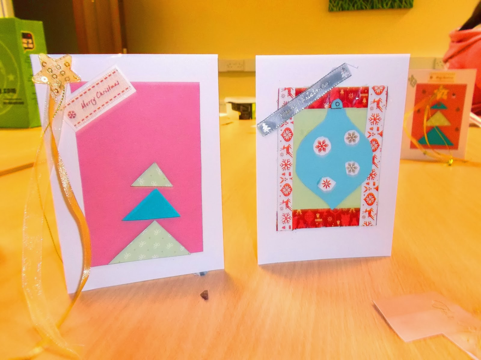 Kids Card Making Part - 15: Upcycling Card Making Workshop With Kids