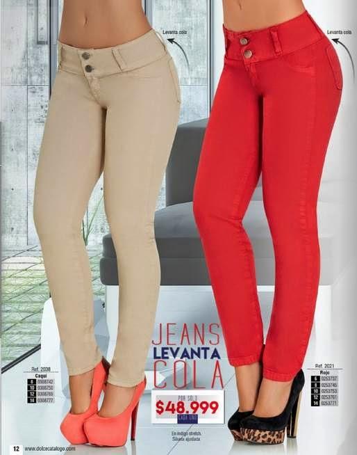 Jeans levanta cola C-2 2015