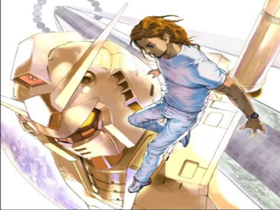 Gundam Rock Álbum De Andrew W.K.