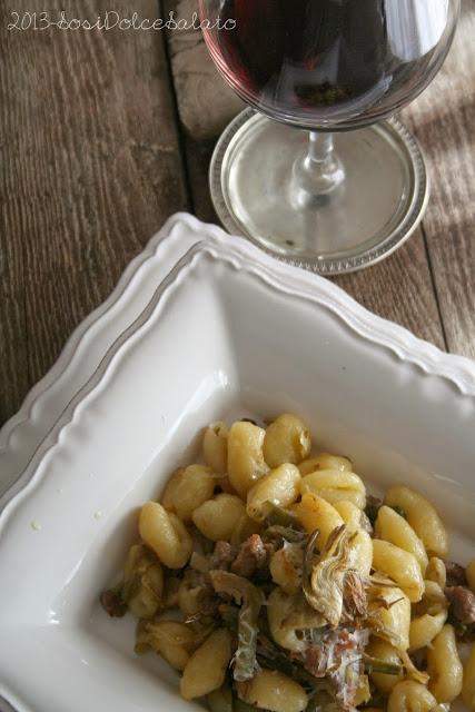 gnocchetti di semola rimacinata e grano duro per mangiarematera