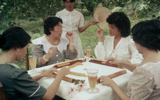 A Scene from the Restored Version of 'Oro Plata Mata'