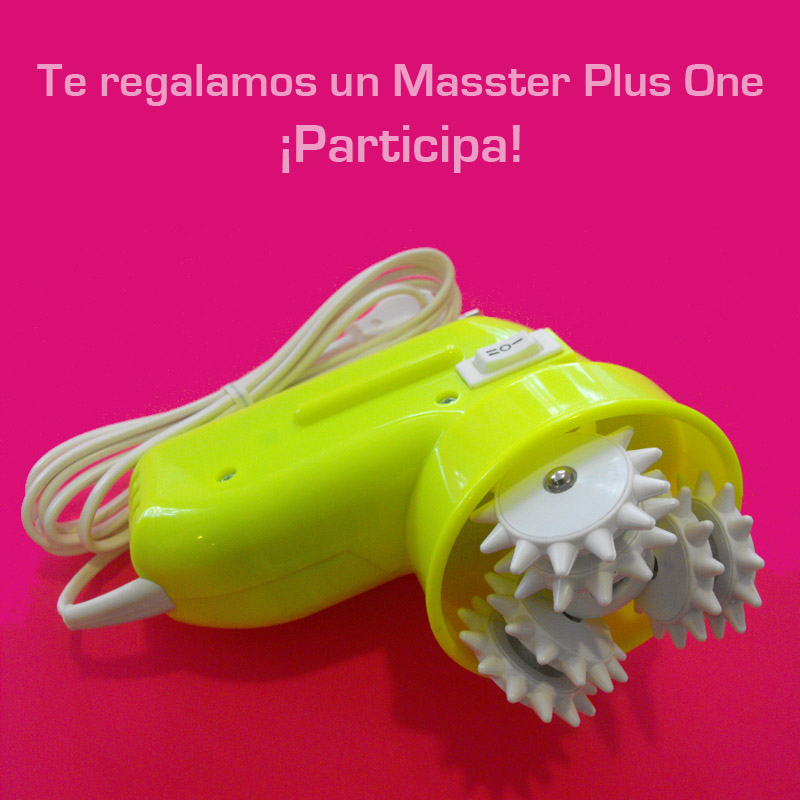 Un Masster Plus One de regalo