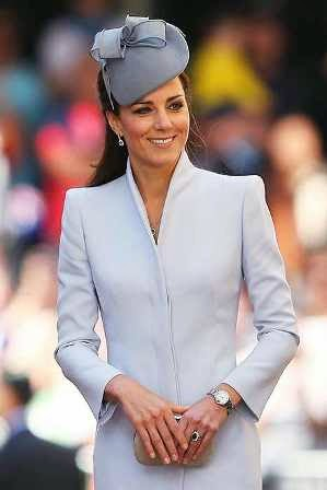 Kate at Easter in Sydney
