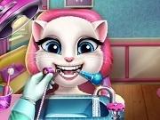 Talking Angela Real Dentist