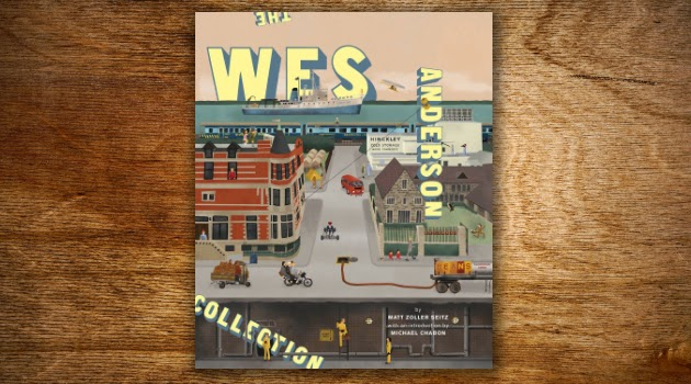 wes anderson book collection trailer domestic sanity. Black Bedroom Furniture Sets. Home Design Ideas